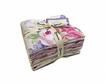Fidelia by Paula Arndt for Clothworks Fat Quarter Bundle 18 FQ