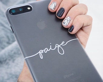 personalized phone case, personalised iPhone 6 case, iPhone 7 case, iPhone 7 plus, iPhone 6s, 6 Plus, iPhone phone cover (Shipped From UK)