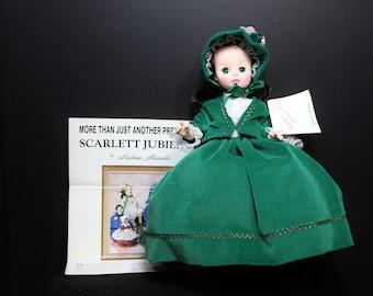 1986 Madame Alexander Dolls, Scarlett O'Hara