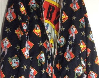 Vintage Disney Cotton Reversible Jacket Size L