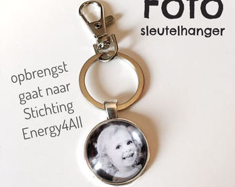 Photo Keychain with own photo personalized