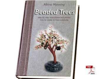 Beaded Trees E- Book