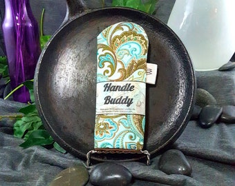 Handle Buddy - Cast Iron Cookware Handle Cover