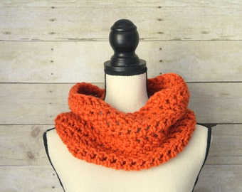 Favorite Orange Cowl