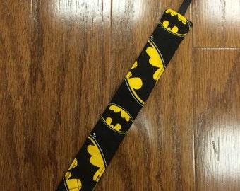 Batman Pacifier Clip