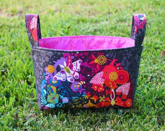 Design Your Own custom made fabric basket