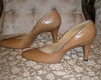 Johansen High Heels Size 6 1/2