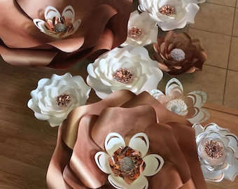 Couture Paper Flowers