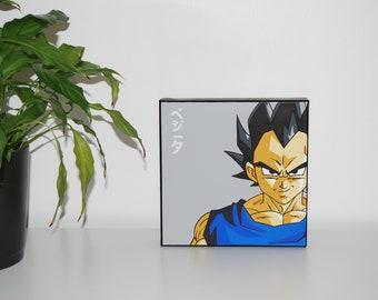 Dragon Ball series - Vegeta