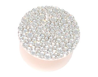 Pop Up Crystal Phone Holder (Swarovski Crystal Rhinestone Bling)