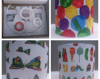Make your own - Very Hungry Caterpillar - Lampshade