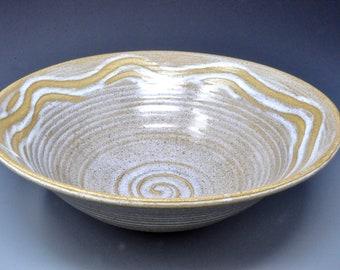 Ceramic Pottery Bowl Serving Bowl Salad Bowl A