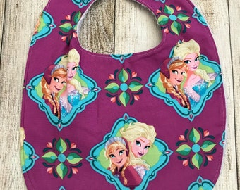 Disney Frozen Bib