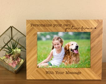 Wedding Picture Frame, Wedding Picture Frame for Parents, Wedding Picture Frame for Mom, Wedding Picture Frame for Dad, Custom Wedding Frame