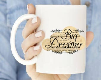 Tazza Big Dreamer - Mug Collection