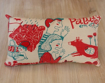 Patufet mini pillow