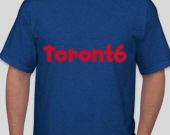 Toronto 6 tshirts