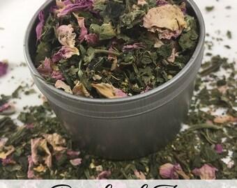 Herbal Tea- Rosebud   Loose Leaf - Organic