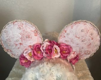 MY Girly Vintage  Custom Ears