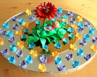 Small Fondant flowers - Any color