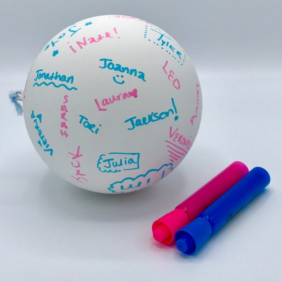 SMOKE BOMB BALL™ The Customizable Gender Reveal Ball By: Poof There It Is!  (Custom Combinations)