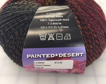 Painted Desert Yarn - Color #06 Campfire