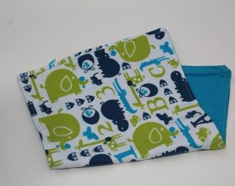 Burp Cloths Kids Flannel Babies Diaper Bag