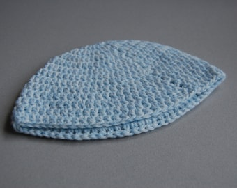 Beachy baby hat - 3-6 month ready to ship