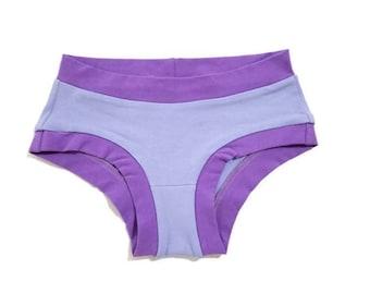 X-Small Booty Scrundies, Scrundlewear, Handmade Underwear