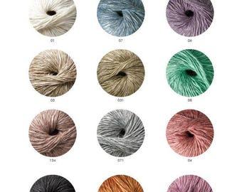 DMC Natura Linen Yarn 50g
