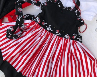 Pirate Princess Dress