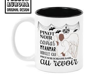 Pinot Noir, Unbreakable Kimmy Schmidt inspired funny coffee mug