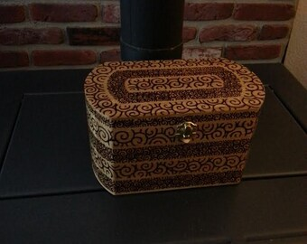 Storage/memory box