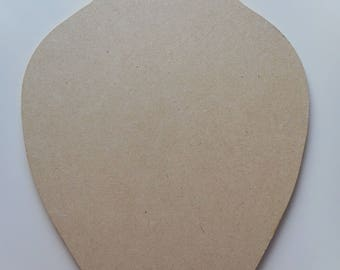 wooden (MDF) to decorate, paint, customize, give a personal touch
