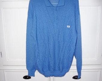 Sweater size M - vintage 1980's VALENTINO vintage man