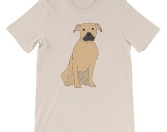 Pit Bull Staffordshire Terrier T-Shirt