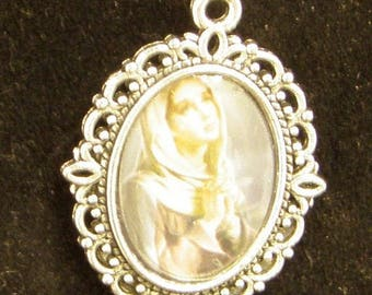 Our Lady of Sorrows Religious Medal