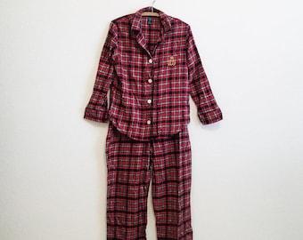 Ralph Lauren Flannel Pajamas Medium Large