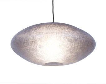 UFO - hanging lamp (Ombre Grey)