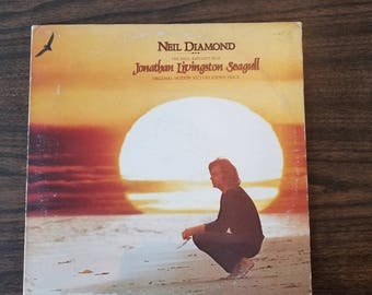 Neil Diamond - Jonathan Livingston Seagull VINYL