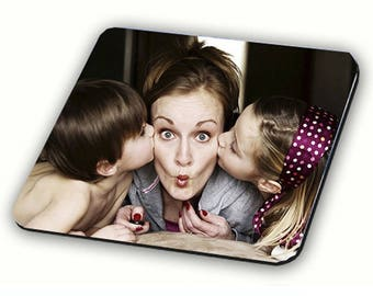 Personalized with your photo mouse pad