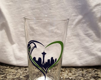 Celebrate 12s Pint Glass