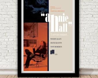 """Woody Allen """"Annie Hall"""" print - 1977"""