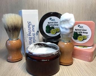 Shaving Soap Gift Set