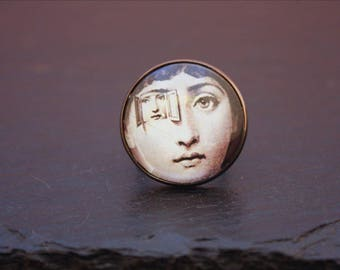 ring cabochon portrait tilly bloom