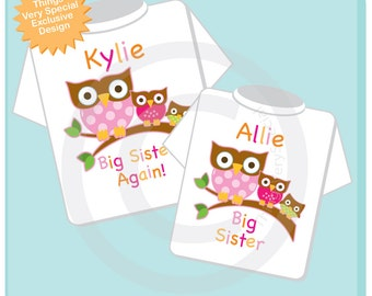 Big Sister again and Big Sister Owl shirts (01312017a)