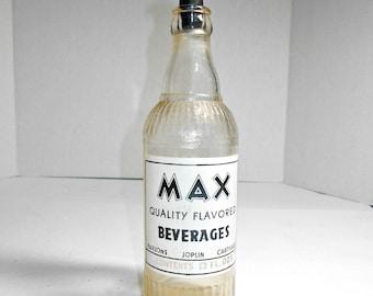 Antique Soda Bottle,Old Soda Bottle,Max Beverage Bottle,Antique Sprinkler Bottle,Old Clothes Sprinkler,Flavored Beverage Bottle,Max Beverage