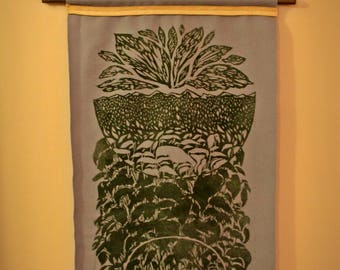 Regrowth Tapestry