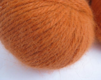 ONE BALL OF Angora yarn, Angora 70