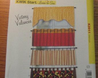 KWIK SEW PATTERN K3911